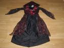 Costum serbare vrajitoare paianjen pentru copii de 6-7-8 ani