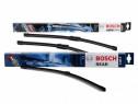 Set Stergatoare Parbriz+Luneta Bosch Audi A4 B8 07-15 Combi