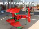 Plug 2-3 br reversibil hidraulic Agro-Maz PoM 2-3 cadru 100