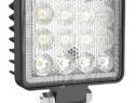 Proiector LED HG-21 DRL 12-24V cu lumina de zi