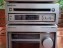 Linie audio Pioneer SX-21 / 2 x 50W RMS 6 Ohm cu CD si Deck
