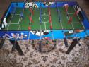 Masă de joc cu 6 jocuri, multigame, tenis, fotbal, airhochey