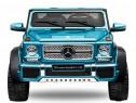 Mercedes g650 maybach deluxe #albastru