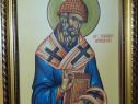 Icoana cu Sfântul Spiridon