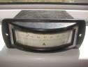 4786-I-Ampermetru de panou vechi marca BL.