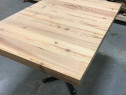 Blat 600 x 600 x 43mm din lemn masiv de pin