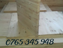 Blat 1200 x 800 x 43 mm din lemn masiv de pin