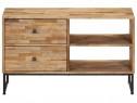 Comodă TV din lemn masiv de tec 246081