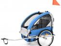 Remorcă bicicletă & cărucior copii 91376