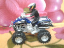 ATV + pilot jucarie copii 25 cm