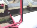 Utilaj descarcare cereal Ex bag extractor silobag
