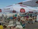 Umbrela mari pentru dotare plajă, terase, piscine, etc!