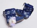 Apreschiuri, Boots noi, cizme iarnă Blue Motion 32 - 34