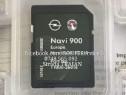 Card SD Harti Navigatie Navi 600 900 Opel Chevrolet