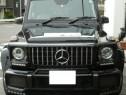 Grila Mercedes Benz G class W463 Model GTR glos black - 19