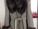 Palton alpaca