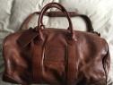 Geanta piele Ralph Lauren (Duffle Bag)