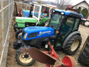 Tractor New Holland 2016 ,105 cp cabina inchisa