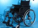 Scaun cu rotile Sopur / latime sezut 45 cm