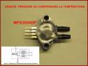 Senzor de presiune MPX 2050DP de Freescale Semiconductor