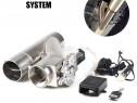 Kit cut-off valve Y cu telecomanda pentru orice tip de moto