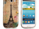 Husa Silicon Samsung Galaxy S6 Edge+ g928 Eiffel Tower