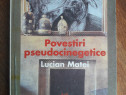 Povestiri pseudocinegetice - Lucian Matei (vanatoare) R5P1S
