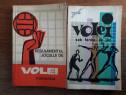 Lot 2 carti despre jocul de Volei / R6P1F