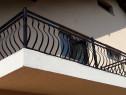Balcon fier forjat B031