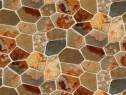 Lichidare stoc-8%-fototapet imitatie zid piatra multicolor