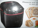 Tefal, pain plaisir pf220, bread maker, 700w,1kg, 17 program