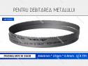 Panza 3660x27x3/4 fierastrau metal PROMA MPCM 350 R panglica
