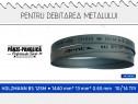 HOLZMANN BS 125M 1440x13x10/14 panza fierastrau banda metal