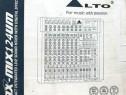 Mixer alto lynix-mix 124um