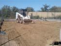 Pamant pentru gazon vegetal pietris sort drenaj nisip