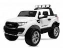 Masinuta electrica Ford Ranger 4x4 cu ROTI MOI 4x45W #Alb