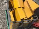 Protecții motostivuitor rafturi metalice protecție