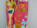 Placă inot / surf cu Barbie, șnur prindere