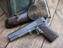 Pistol airsoft colt 1911 unicat!! full metal si cu recul co2