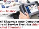 Diagnoza auto tester auto servicii diagnoza