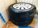 Jante tabla 5x112+anvelopeMichelin 195/65R15 91H