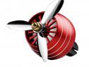 Odorizant Auto Tip Ventilator pt Grila cu Lumini Rosu C321