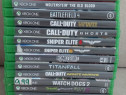 Jocuri Xbox one: Sniper Elite, Call of Duty, Watch Dogs