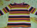 Bluza in dungi colorate – 98-104