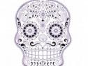 Sticker Decorativ, Skull, 78 Cm, 216STK-13
