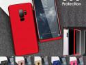 Husa 360° fata + spate pt Samsung Galaxy S9, S9 Plus, S9+