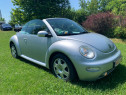 VW New Beetle Cabrio 1,6 Euro 4 decapotabila