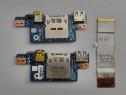 Modul USB + Card Reader + Jack Audio Lenovo Y700 15 17 isk