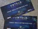 2 bilete UNTOLD 2021
