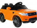 Masinuta electrica hl-1683 12v 90w standard #portocaliu